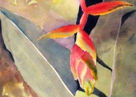 Fixing a Wayward Watercolor – Demo