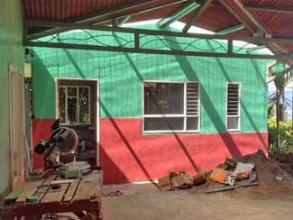 Frank's House at Casa de Corazon